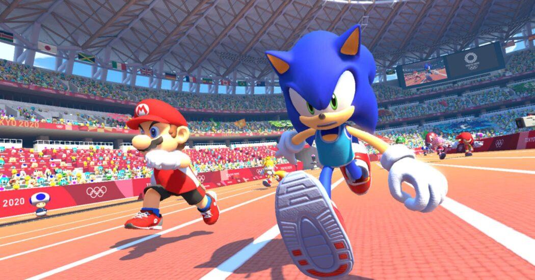 Arrancaron los Juegos Olimpicos 2020 y los protagonistas fueron los videojuegos