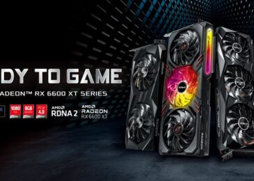 ASRock lanza las placas de video de la serie AMD Radeon™ RX 6600 XT en Argentina
