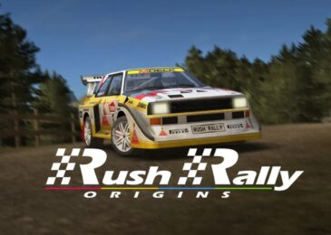 Rush Rally Origins [REVIEW]
