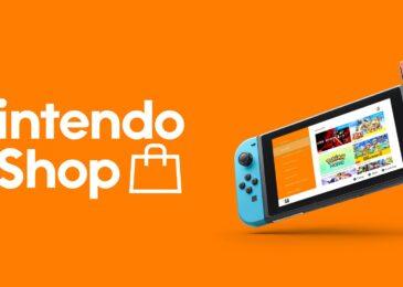 Nintendo eShop ya disponible en Switch para Argentina