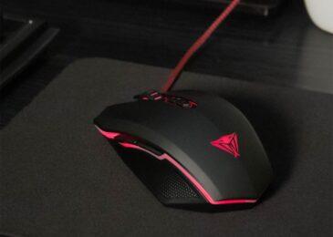 Llegó el Mouse Gamer VIPER V530 de Patriot a la Argentina