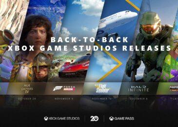 ¡Xbox anuncia 3 meses épicos de lanzamientos en Game Pass!